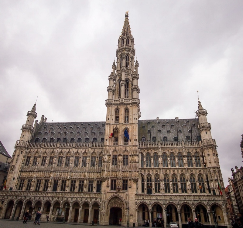 Town Hall of Brussels